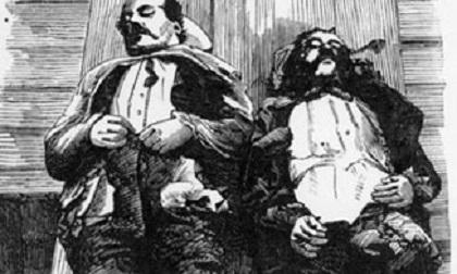 Tên tội phạm kỳ lạ nhất lịch sử nước Mỹ: Vụ cướp táo tợn