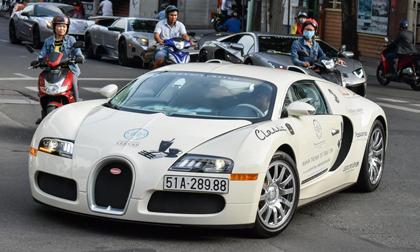 Ông Đặng Lê Nguyên Vũ sở hữu hơn 40 siêu xe để làm gì?