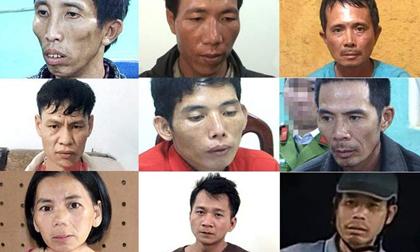 """Vụ nữ sinh ship gà bị giết: Vì Văn Toán """"kết nối"""" Vương Văn Hùng gặp Bùi Văn Công"""