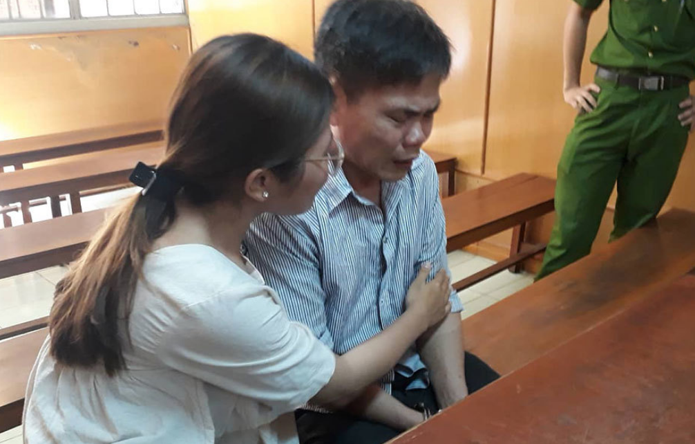 Hồ sơ điều tra - Cha giết mẹ trong cơn cuồng giận, con gái ôm cha khóc nức nở xin tòa giảm án