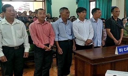 66 tháng tù cho nhóm đối tượng giết Voọc ăn óc sống