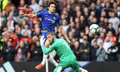 Tuột chiến thắng trước Chelsea, MU mong manh top 4