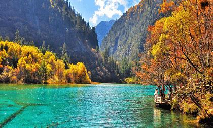 20 địa điểm đẹp nhất ở Tứ Xuyên, du lịch tháng 5 không thể bỏ lỡ