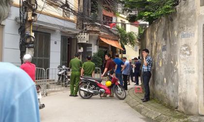 Hà Nội: Nghi án con trai giết chết bố ruột lúc rạng sáng rồi bỏ trốn khỏi nhà