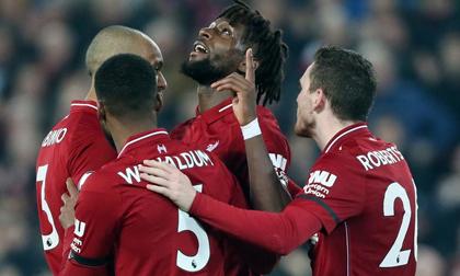 Liverpool vào chung kết: Những trái tim quả cảm