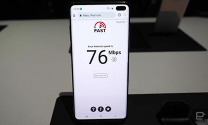 Smartphone nào 'vô địch' về tốc độ kết nối wifi hiện nay?