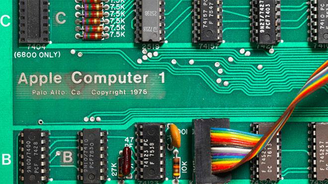 Hàng hiếm Apple-1 được bán đấu giá lên đến hơn 15 tỷ đồng - 2