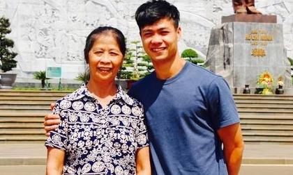 Bức thư tay gửi mẹ của Công Phượng lấy hàng triệu nước mắt