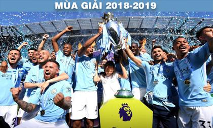Man City xưng vương Ngoại hạng Anh: Hành trình kỳ diệu, xứng danh vĩ đại