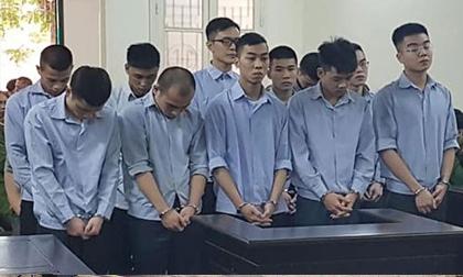 Nhóm côn đồ chém dã man nạn nhân tại bệnh viện ở Hà Nội xin giảm án