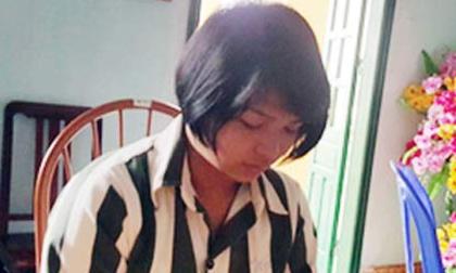 Nước mắt nữ học trò giết người yêu trong nhà nghỉ