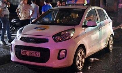 Khởi tố vụ án nữ tài xế taxi bị đâm trọng thương