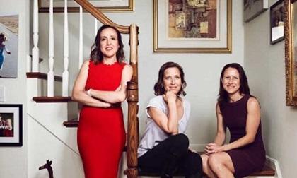 Bí quyết dạy con của bà mẹ Do Thái với 3 con gái là CEO, giáo sư hàng đầu thế giới