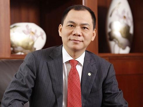 VIC tăng giá liên tiếp, ông Phạm Nhật Vượng có thêm 7.833 tỷ đồng - 1