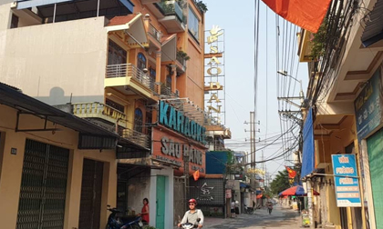 Hiện trường vụ nổ súng 1 người chết, 2 người bị thương ở Nam Định