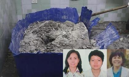 Vụ xác chết đổ bê tông ở Bình Dương: Lộ chiếc dây chuyền lạ trên cổ nạn nhân
