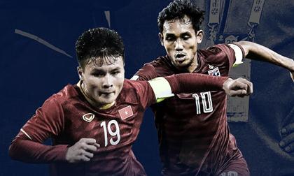 Việt Nam vs Thái Lan ở King's Cup: Vương quyền bị thách thức