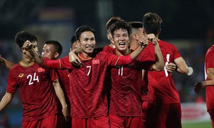 U23 Việt Nam hạ U23 Myanmar trong sấm chớp và 2 thẻ đỏ