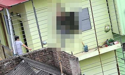 Bắc Ninh: Phát hiện nam thanh niên tử vong tư thế treo cổ bên ban công phòng trọ
