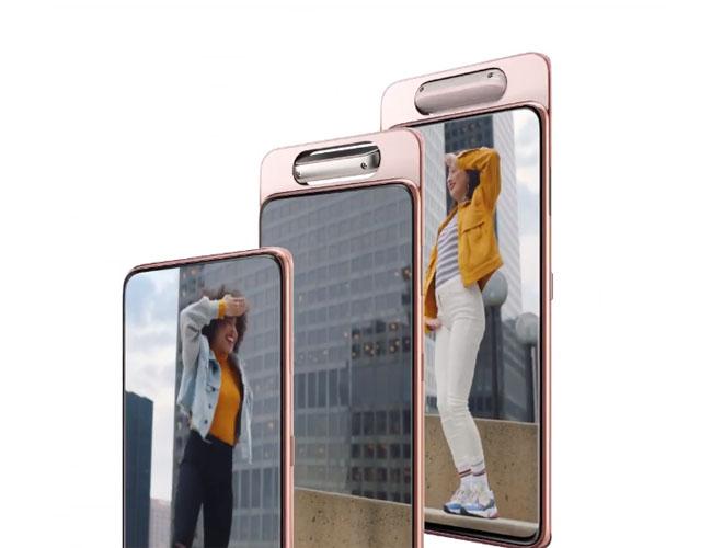 Smartphone nào có thiết kế camera selfie