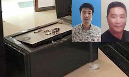 Nhân viên trộm két sắt của ông chủ chiếm đoạt gần 5 tỷ đồng