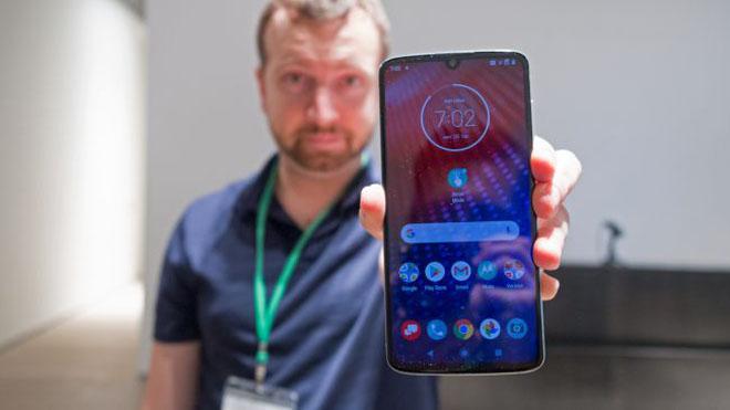 Đây là những smartphone dùng mạng 5G đã ra mắt, tốc độ hủy diệt wifi - 1