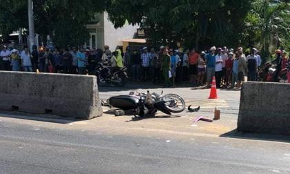 Truy tìm xe ô tô bỏ trốn sau khi gây tai nạn khiến người phụ nữ chết thảm