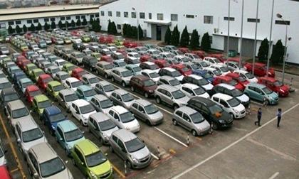 Hàng loạt xe ô tô được giảm giá tính phí trước bạ, xe xuống giá