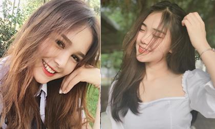 4 nữ sinh chưa tròn 20 hot nhất nhì Sài Gòn, Quảng Bình bị nghi sửa mặt vì quá xinh