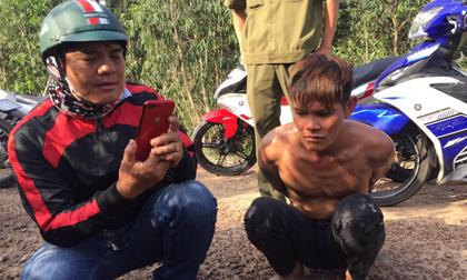 Truy đuổi gần 100km, hiệp sĩ tóm gọn đối tượng trộm xe chạy về biên giới