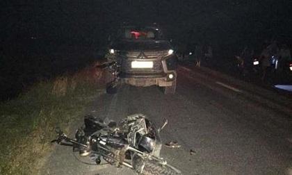 Phát hiện án mạng từ tin báo tai nạn giao thông