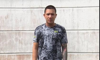 Bắt gã thanh niên mượn xe không hỏi còn chém trọng thương chủ sau 1 năm trốn nã