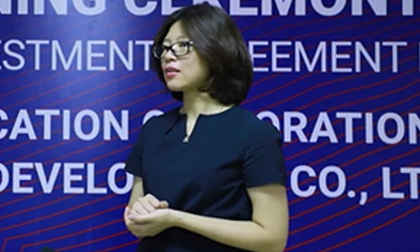 Bà Trần Hồng Hạnh chủ tịch trường Gateway, chân dung 8X nắm hệ thống tiền tỷ