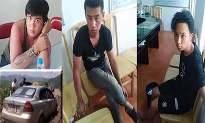 3 nghi can người Trung Quốc sát hại tài xế cướp taxi đối mặt án tử!
