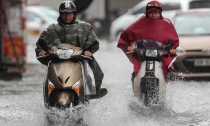 Dự báo thời tiết nghỉ lễ 2/9: Miền Bắc miền Trung mưa to đến rất to