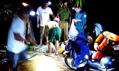 Hai người bị đuối nước ở Hồ Tiên
