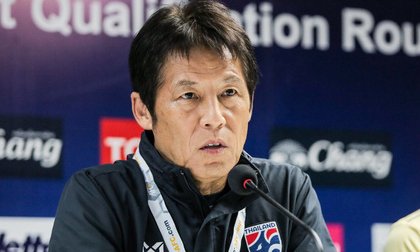 HLV Nishino: 'Đây là trận đấu của Thái Lan, chúng tôi mạnh hơn'