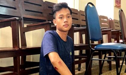 Bắt nóng 2 tên cướp nhí ở Sài Gòn