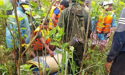 Tìm thấy thi thể nam sinh sau 3 ngày mất tích khi đi hái măng rừng