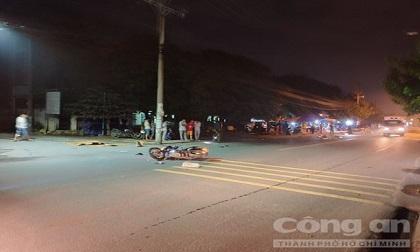 Liên tiếp tai nạn trong đêm, 3 người thương vong