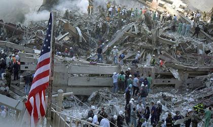Sốc: Ảnh chưa từng tiết lộ về hiện trường kinh hoàng vụ khủng bố 11/9