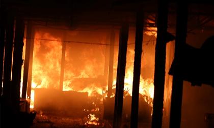 Làm rõ nguyên nhân vụ cháy kinh hoàng tại chợ Mộc Bài