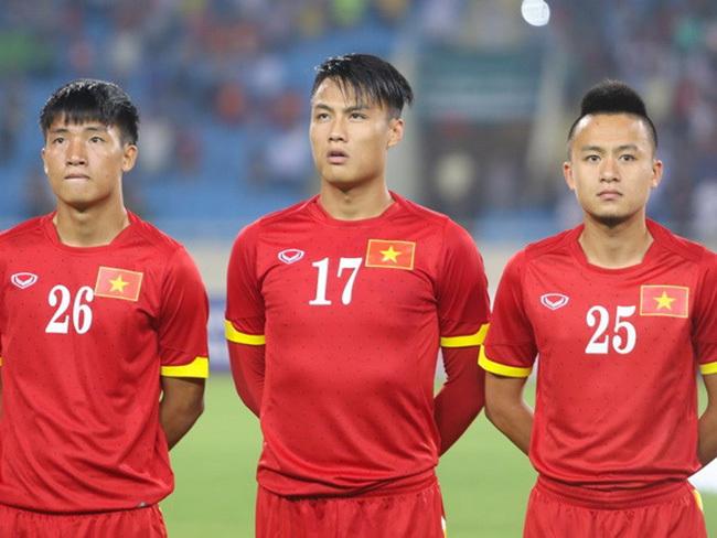 Danh sách ĐT Việt Nam đấu Malaysia: Mạc Hồng Quân, Huy Toàn được gọi