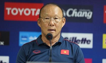 HLV Park Hang-seo: 'Trong thời gian sớm nhất sẽ tái đàm phán hợp đồng'