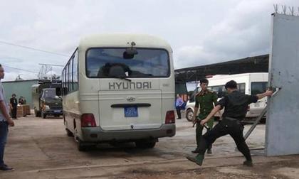 Xưởng sản xuất ma túy do người Trung Quốc cầm đầu đủ 'năng lực' làm ra 1 tấn 'hàng'