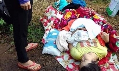 Không khởi tố vụ sản phụ sắp sinh ở Bình Phước bị tài xế bỏ rơi giữa đường