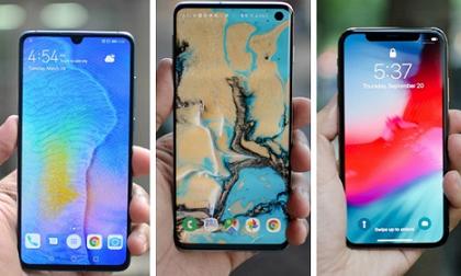 Đây là 3 smartphone cao cấp, hiệu năng đỉnh nhưng giá 'đẹp' hơn iPhone 11