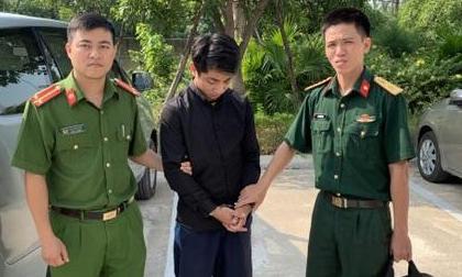 Đột nhập doanh trại quân đội trộm cắp, thanh niên bị bắt giữ sau nhiều ngày truy nã