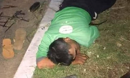 Thêm vụ tài xế Grab nghi bị chuốc thuốc mê, cướp tài sản ở Hà Nội