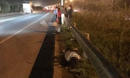 Thêm một nạn nhân tử vong trong vụ nhóm công nhân băng qua đường cao tốc